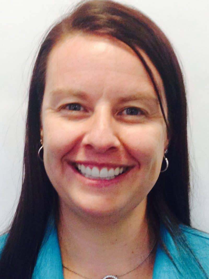 Staff member Belinda Marchese