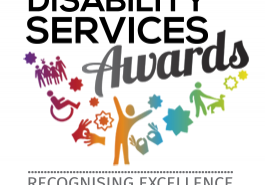 NT Disability Services Awards logo