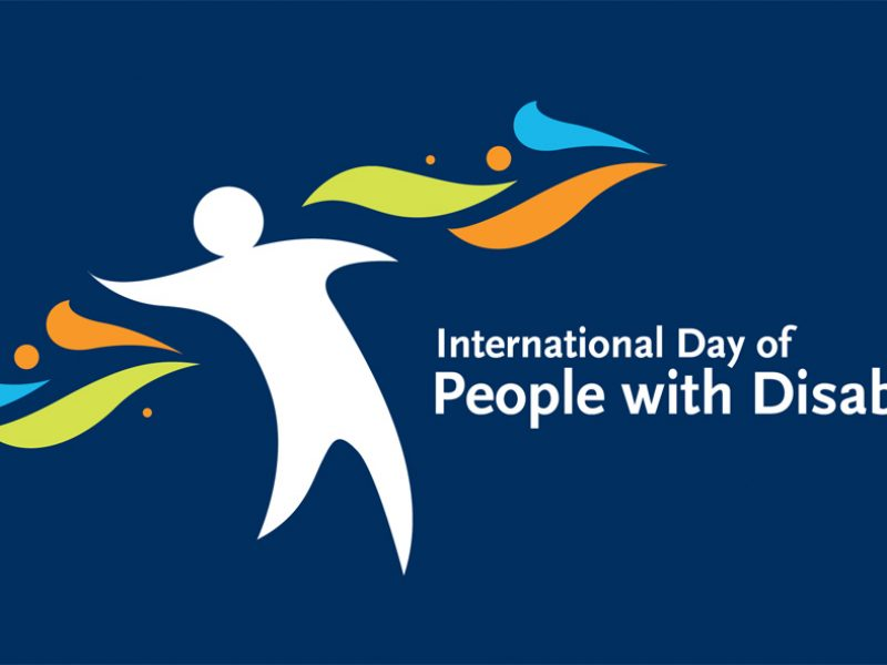 International Day of People with a Disability logo