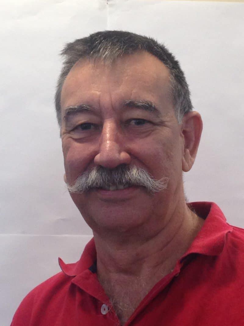 Board member Grant Lindsay