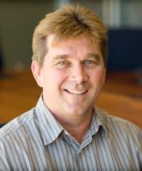 Board member Peter Stewart
